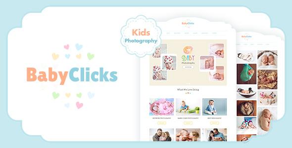 Baby Photographer | Kids, Child Portraits Theme