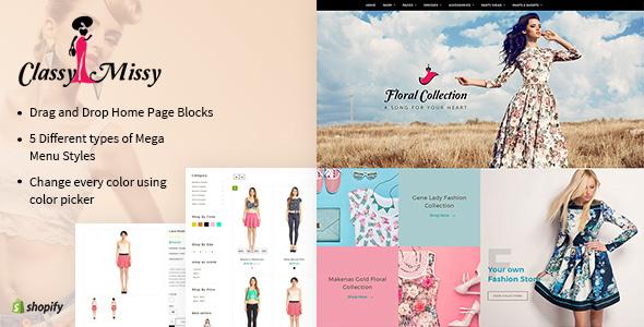 Fashion - Woocommerce  WordPress
