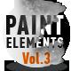 Paint Elements Vol.3 - Drips & Drops - VideoHive Item for Sale