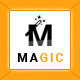 Magic - One Page Multipurpose Muse Template - ThemeForest Item for Sale