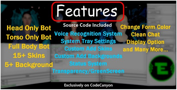 Chatbot Plugins, Code & Scripts from CodeCanyon