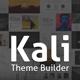 Kali Theme Builder - Minimal Google Slides Presentation Template - GraphicRiver Item for Sale