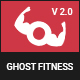 GHOST FITNESS - Responsive Bootstrap HTML5 Template - ThemeForest Item for Sale