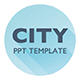 City PowerPoint Template - GraphicRiver Item for Sale