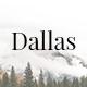 Dallas - Minimal Portfolio & Business Theme - ThemeForest Item for Sale