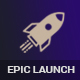 Epic Launch High-Converting Landing Page Template - ThemeForest Item for Sale