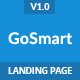 GoSmart High-Converting Landing Page HTML Template - ThemeForest Item for Sale