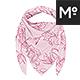 Silk Square Scarf Mock-ups Set - GraphicRiver Item for Sale