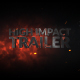 Cinematic Trailer - Epic Dramatic Action Trailer - VideoHive Item for Sale