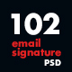 Email Signature - GraphicRiver Item for Sale