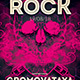 Rock Flyer / Poster 9 - GraphicRiver Item for Sale