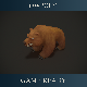 Bear Low poly - 3DOcean Item for Sale