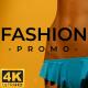 Fashion Promo 4K - VideoHive Item for Sale