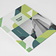 Modern Green Architecture Stationery - GraphicRiver Item for Sale