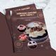 Cupcake Bi-Fold Menu Template - GraphicRiver Item for Sale