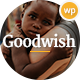Goodwish - Charity & Nonprofit Theme - ThemeForest Item for Sale