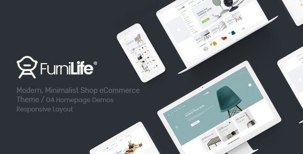Furnilife - Furniture Theme for WooCommerce WordPress