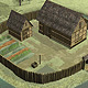 Gaelic Moated Site - 3DOcean Item for Sale