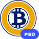 RICHCOIN PSD Template - ThemeForest Item for Sale