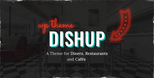 DishUp - Restaurant Theme