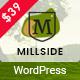 Millside - Golf and Sport WordPress theme - ThemeForest Item for Sale
