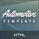 Automotive Car Dealership & Business HTML Template - ThemeForest Item for Sale