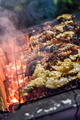 Grilled Scampi on the BBQ - PhotoDune Item for Sale