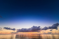 Just one More Epic Sunset Over Ocean in the Caribbean - PhotoDune Item for Sale