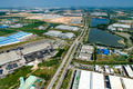 Industrial Estate Land Development Water Reservoir - PhotoDune Item for Sale