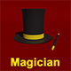 Magicians hat and stick - 3DOcean Item for Sale
