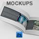 Photorealistic US Half Letter Brochure Mockups - GraphicRiver Item for Sale