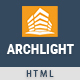 ArchLight - Responsive HTML Architecture and Construction Template - ThemeForest Item for Sale