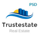 Trustestate - Real Estate PSD Template - ThemeForest Item for Sale
