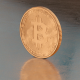 Bitcoin Cryptocurrency Gold Coin - VideoHive Item for Sale