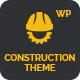 Wegener | Construction Business & Engineering Building WordPress Theme - ThemeForest Item for Sale