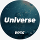 Universe PowerPoint - GraphicRiver Item for Sale