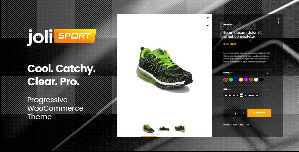 Review: joli-sport - Progressive WooCommerce Theme free download Review: joli-sport - Progressive WooCommerce Theme nulled Review: joli-sport - Progressive WooCommerce Theme