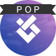 Pop Energetic Background