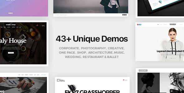 FatMoon | Creative & Photography Multi-Purpose Theme