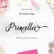 Princella Script   5 Font - GraphicRiver Item for Sale