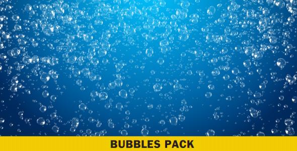 Bubbles Pack