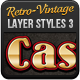 Retro Vintage Styles 3 - GraphicRiver Item for Sale