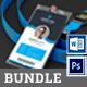 ID Card Bundle - GraphicRiver Item for Sale