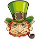 Leprechauns Head - GraphicRiver Item for Sale