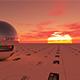 PureSkies HDR: 24k Golden hour sunset sky for IBL - 3DOcean Item for Sale