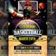 Elite Basketball Flyer Template - GraphicRiver Item for Sale