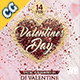 Valentine's Day Flyer - GraphicRiver Item for Sale