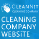 CleanNit - Cleaning Company Responsive Website - ThemeForest Item for Sale