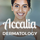 Accalia | Dermatology Clinic & Cosmetology Center Medical WordPress Theme - ThemeForest Item for Sale