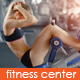Fitness Center Muse Template - ThemeForest Item for Sale